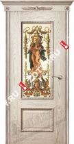 Межкомнатная дверь Марсель с Декором