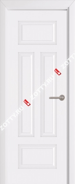 Дверь окрашенная НЕАПОЛЬ 7