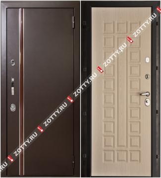 Металлические двери Regidoors НОРД (С ТЕРМОРАЗРЫВОМ)