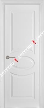 Дверь белая модель ОЛИМП