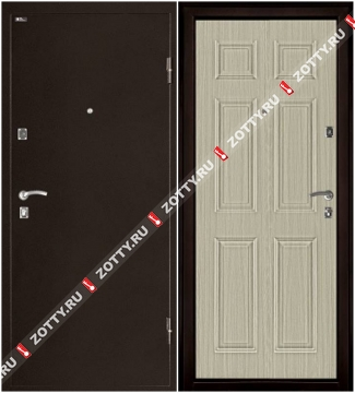 Металлические двери Valberg OPTIMA+ 1