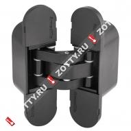 Петля скрытой установки с 3D-регулировкой ARMADILLO 3D-ACH 60 BL унив. 60 кг