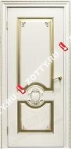 Межкомнатная дверь Рада фрезированная