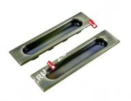 Ручки для раздвижных дверей TIXX SDH 601 AB