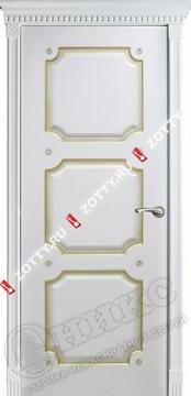 Межкомнатная дверь Валенсия Фреза