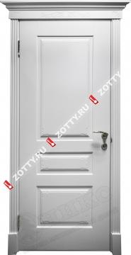 Межкомнатная дверь Версаль с Фрезой
